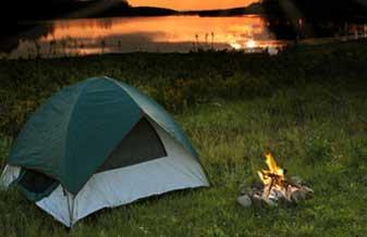 Artigos para camping